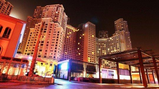 Amwaj Rotana Jumeirah Beach Residence *****