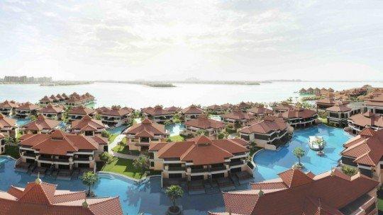 Anantara The Palm Dubai Resort & Spa *****