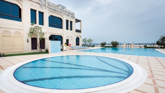 Roda Beach Resort Dubai ****