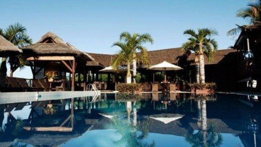 Iloha Sea View Hotel & Spa ***