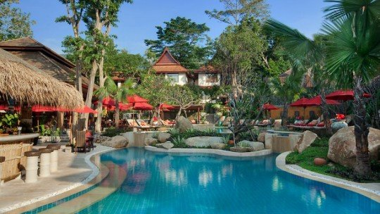 Rocky's Boutique Resort Koh Samui ****