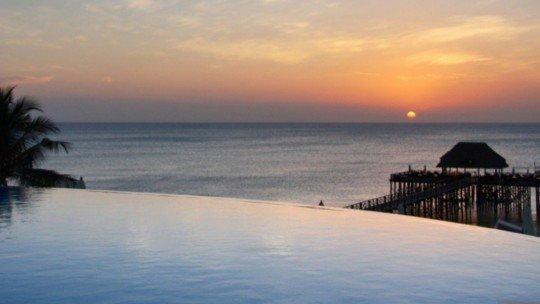 Sea Cliff Resort & Spa Zanzibar