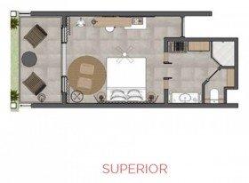 Superior Room (38 m²)
