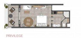 Privilege Room (42 m²)