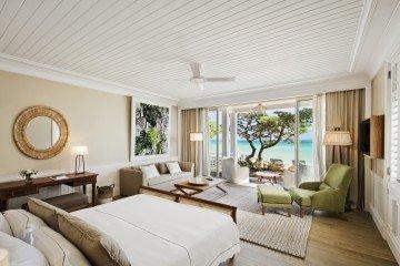 Beachfront Suite (62 m²)
