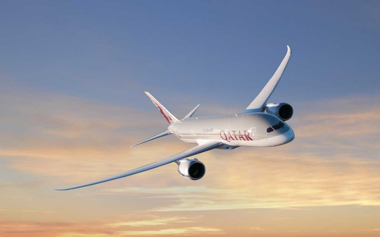 Přestup v Douhá s Qatar Airways