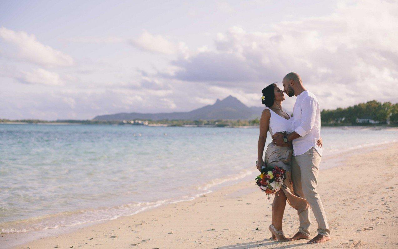 Svadba na Mauríciu